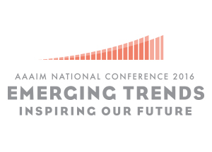 AAAIM National Conference 2016 - Ahead of the Curve